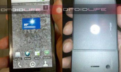 Rumor: Verizon releasing Motorola DroidX on July 19, that's 34 days guys!