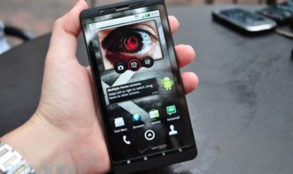 Engadget Previews the Motorola DroidX, be sure to read it!