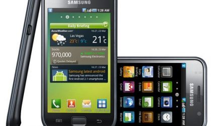 Samsung launches Galaxy S in India for INR 31,000 ($670)