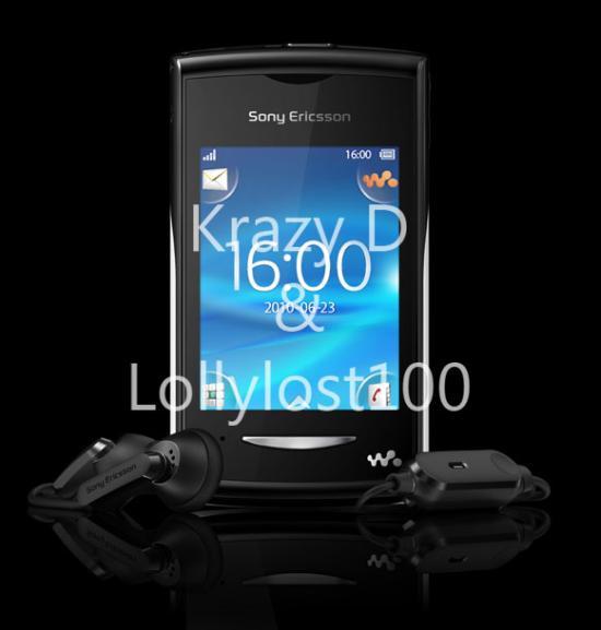 Sony Ericsson Walkman Android Phone