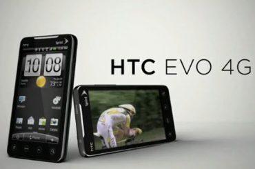 Sprint HTC EVO 4G