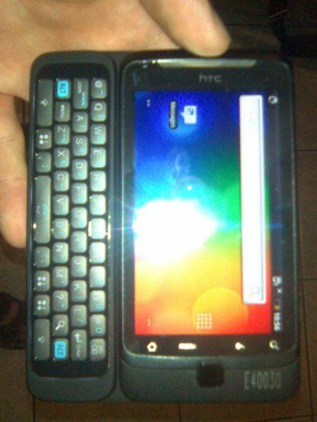 how to get a korean keyboard on htc desire