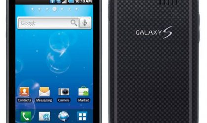 Samsung Captivate Launches on July 18 with AT&T