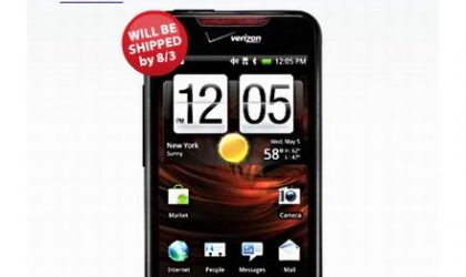 Droid Incredible Makes Room for Droid X, Deferred Again Till August 3.