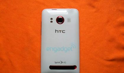 HTC EVO in White Uniform is Here, Full 5 Days Earlier. Is Droid X Responsible?