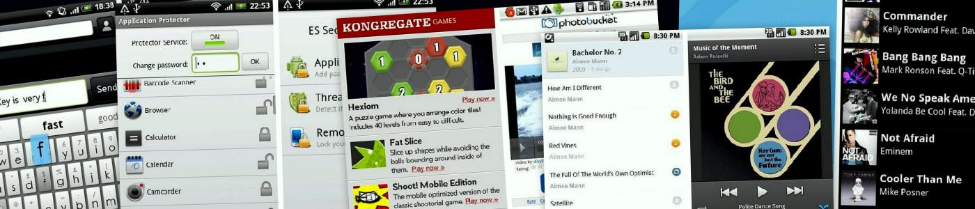 9 Impressive Android Apps
