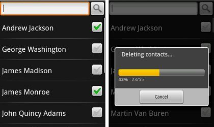 Remove Unwanted Contacts Easily With the Contact Remover Android App