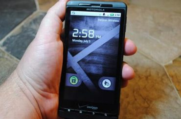 Droid X Froyo Update