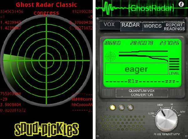 Aplikasi Pendeteksi Mahluk Astral (Tidak kasat Mata)