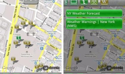 Mobeedo android app: Know Everything about your Location in One App
