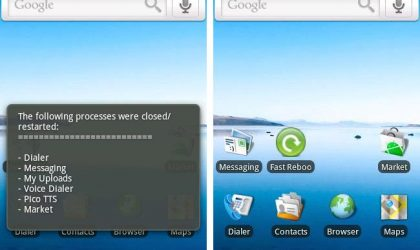 Speed Up your Android Phone With the App – Fast Reboot!
