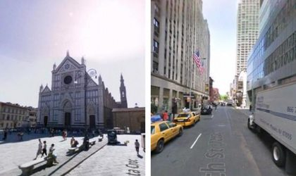 'Street View on Google Maps' – the app is finally here!