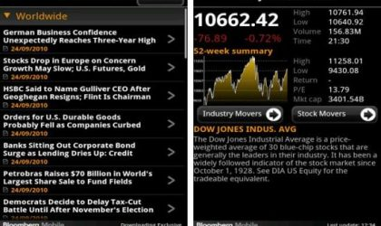 Bloomberg Android App: Finally, It's Been Launched!