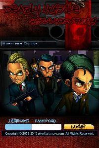 Deadly Hustle Mobile MMORPG Android App