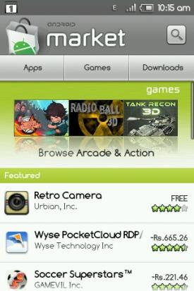 Paid Android Apps India