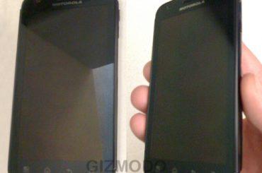 Motorola Olympus Leaked Pics Snaps