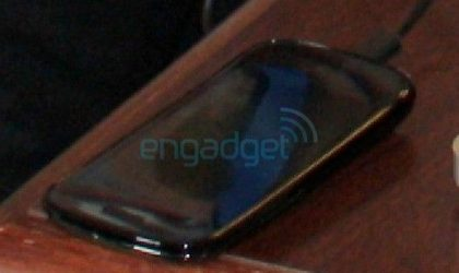 Nexus S Gets More Snaps Leaked… err.. Just One Pic it is!