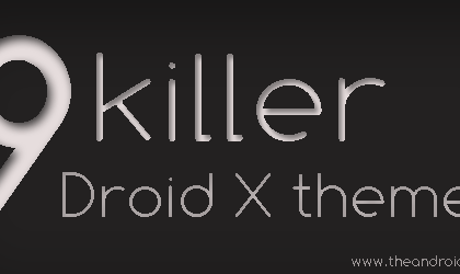 9 Killer Themes for Droid X