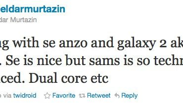 samsung galaxy 2 eldar murtazin tweet