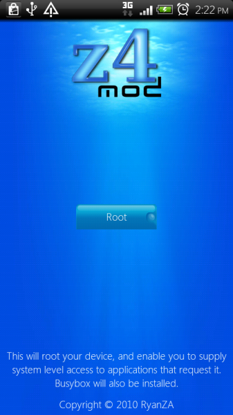 Z4Root Android App: For Easy and No-Fuss One Click Root