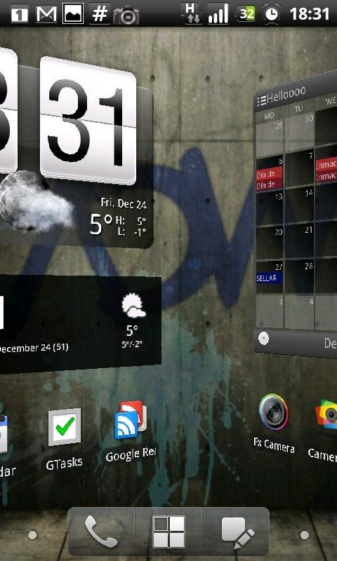 ADW Launcher EX 2