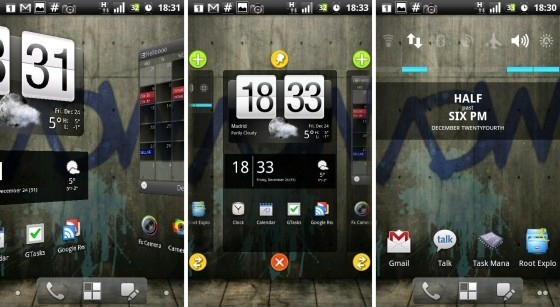 ADW Launcher EX Android App