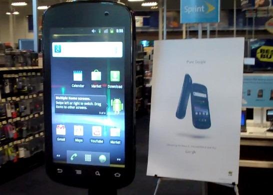 Big Nexus S