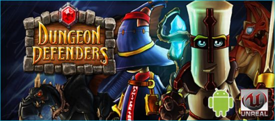 Android Getting Dungeon Defenders on Dec 23 for $2.99