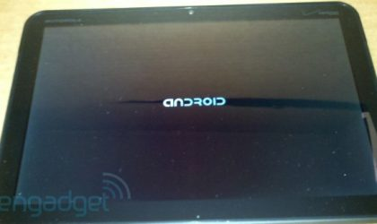Motorola Tablet Specs and Blurry Pics Leaked