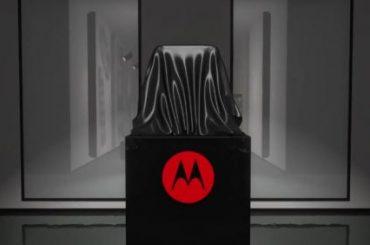 Motorola Tablet at CES