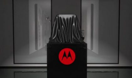 Motorola Throws a Video to Excite You About its Tablet. Why, Better Watch It.