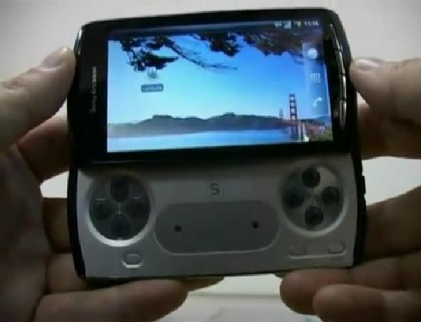 Sony PSP Phone