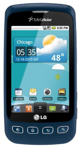 US Cellular to Sell LG Optimus U from December 13 at Nil Cost after $80 Rebate
