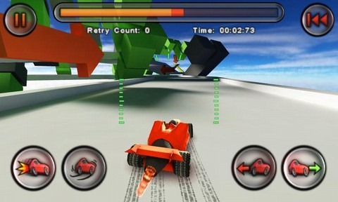 Jet Car Stunts Lite