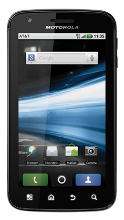 Motorola Atrix 4G Android Phone