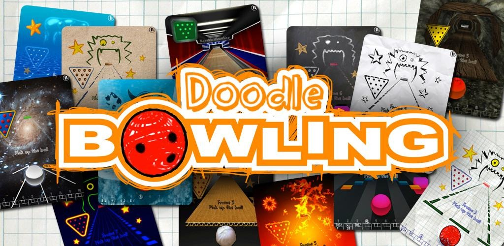 Doodle Bowling Android Game