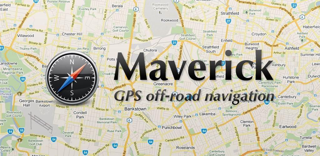 Maverick Android Application