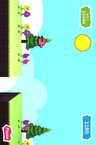 Pig Rush Android Game