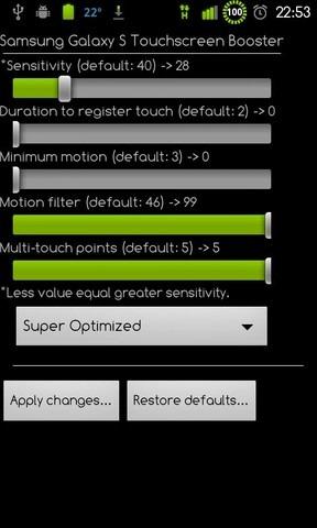 SGS Touchscreen Booster 1