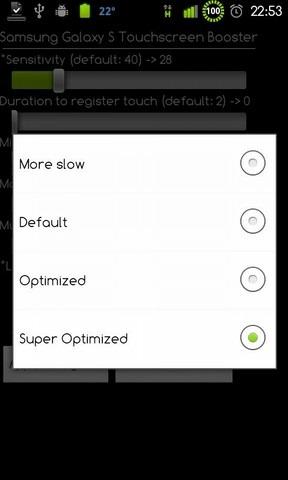 SGS Touchscreen Booster 2