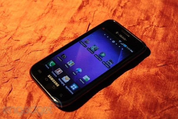 Samsung Galaxy S 4G Price