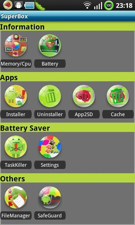 Super Box (10 tools in 1 app