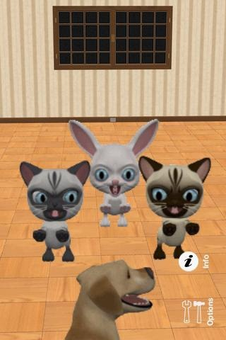 Talking 3 Friends Cats & Bunny 2