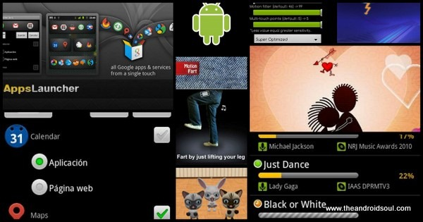 Top Android Apps Feb 24, 2011