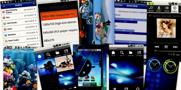 Top Android Apps Feb 3, 2011