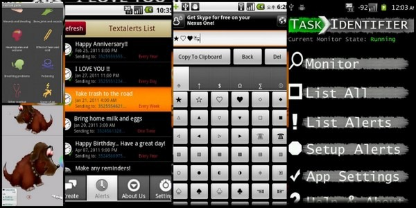 best Android Apps February 11, 2011