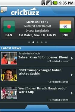 Cricbuzz Cricket Scores & News 2