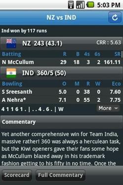 Cricbuzz Cricket Scores & News 3