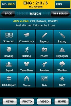 CricketNext Live for Android 2