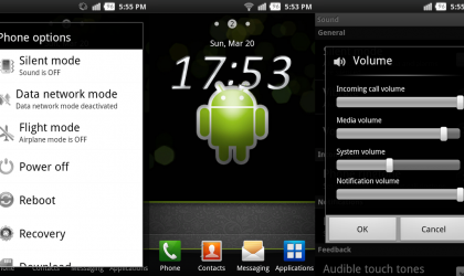Galaxy S Android 2.3.2 Gingerbread Custom ROM – Juwe ROM v2.5